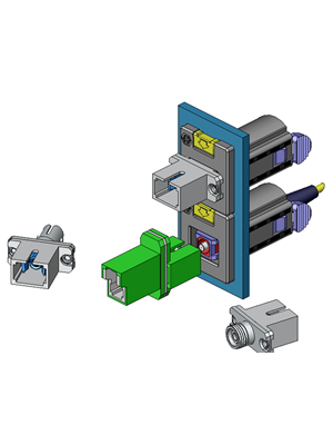 G2 Panel Mount Connector Series